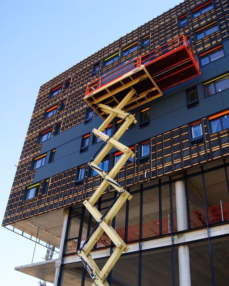 Lyon_La_Confluence  @CEMEXFrance a participé à la construction de