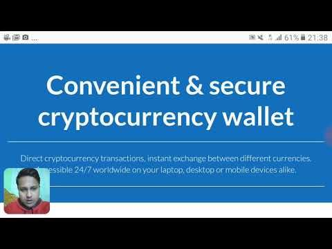 Cryptocurrency wallet all coins