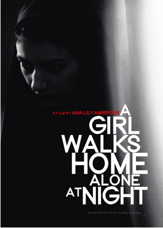 A Girl Walks Home Alone At Night 2014 Director Ana Lily Amirpour Sheila Vand Arash Marandi Marshall Manesh Home Alone Movie Facts American Horror Movie