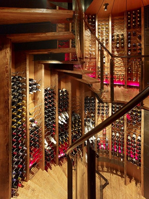 Wine Cellar Image Courtesy Of Danielschvarcz Cave A Vin