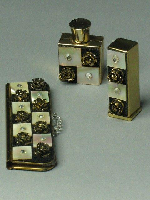 Image detail for -vintage lipstick tube container lot revlon coty bishop ebay t time2005