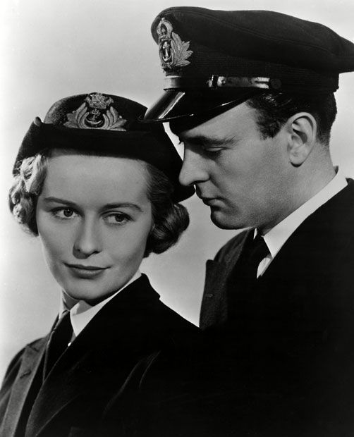 Image result for virginia mckenna in the cruel sea