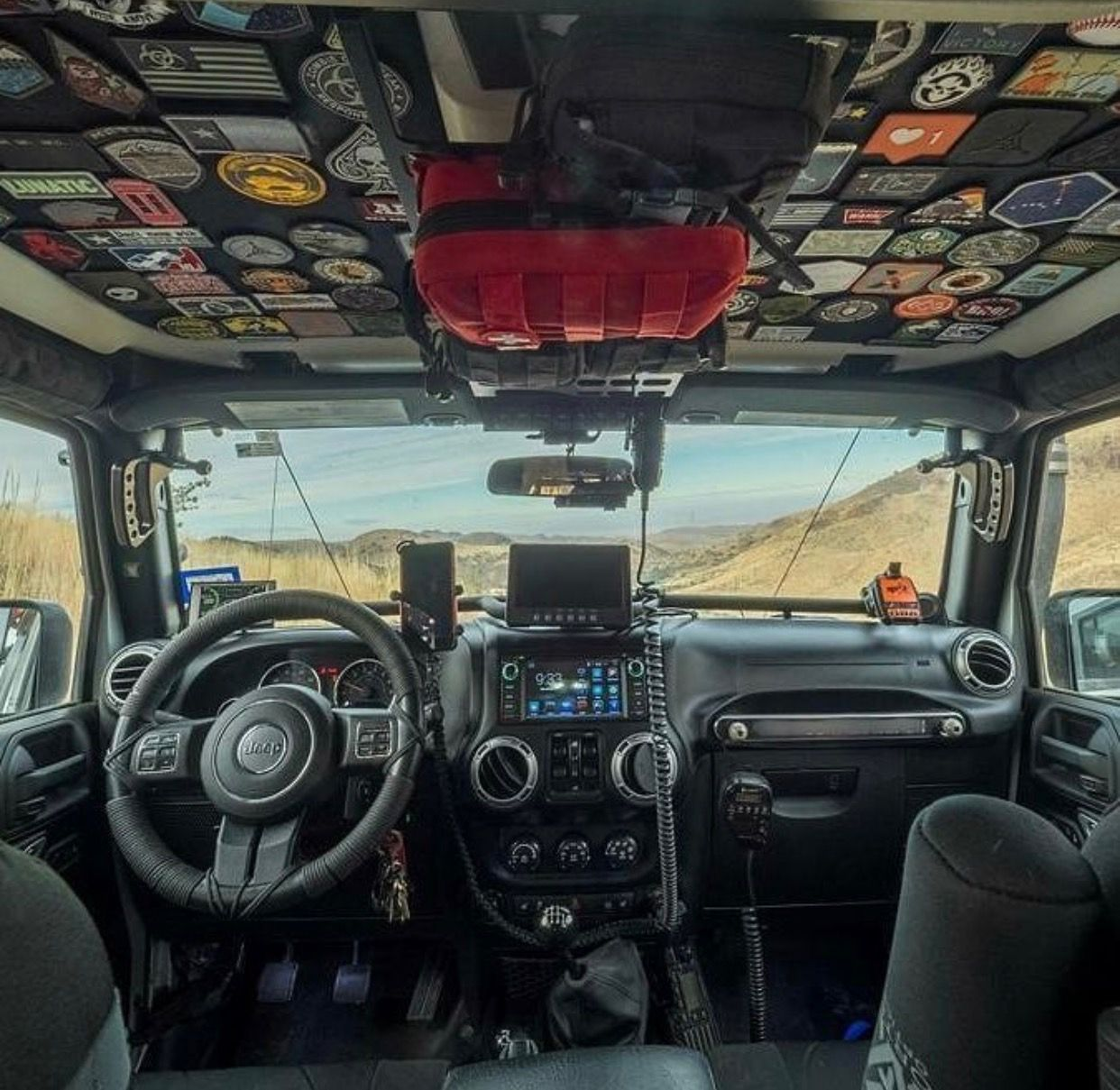 Pin By Jack Travis On Jeeps Jeep Interiors Jeep Gear Jeep Wrangler Parts