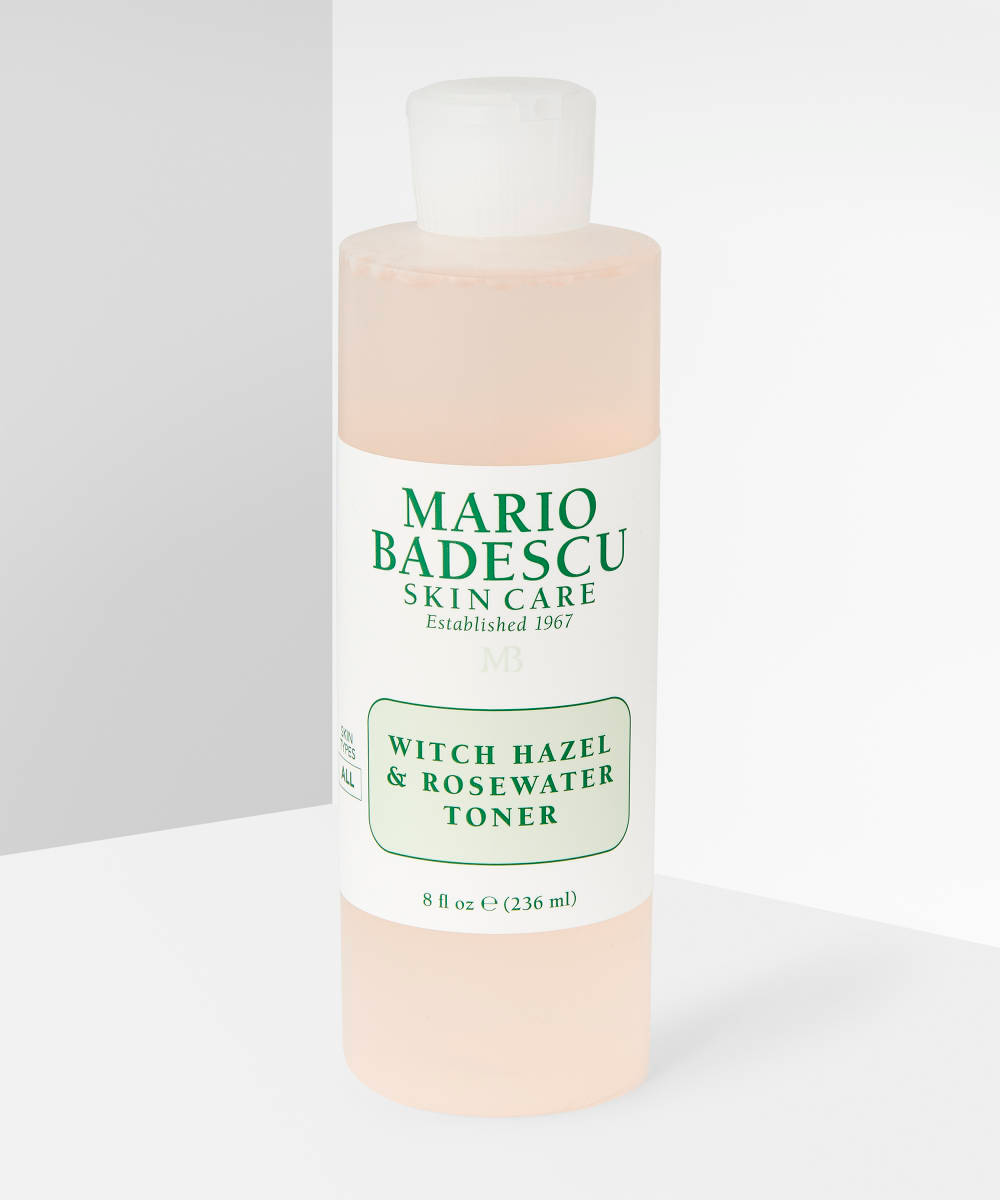 Witch Hazel & Rosewater Toner in 2020 Rose water toner