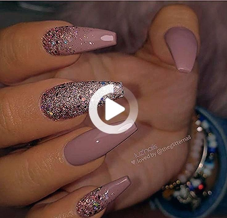 53 Chic Natural Gel Nails Idées de design pour les ongles de cercueil