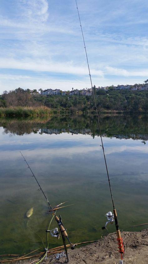 Winter Trout Fishing Near Los Angeles | Fishing lakes