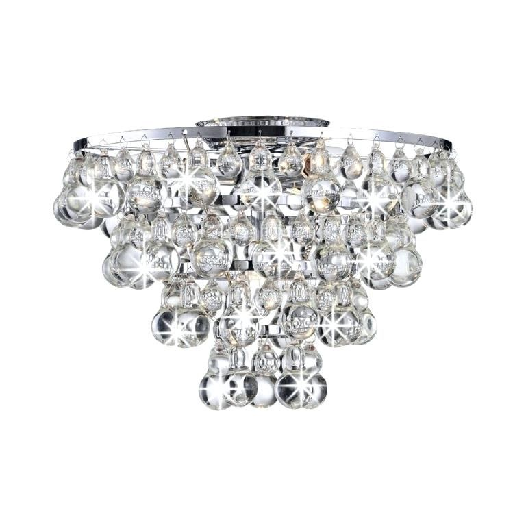 Awesome Chandelier Lighting Kit For You Flush Mount Chandelier