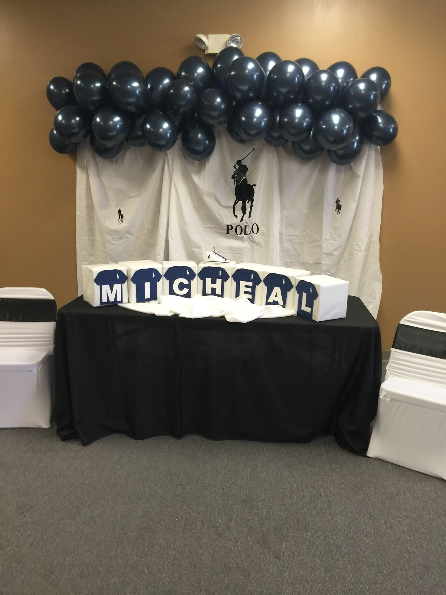Polo Baby Shower | Royalty baby shower, Polo baby shower ...