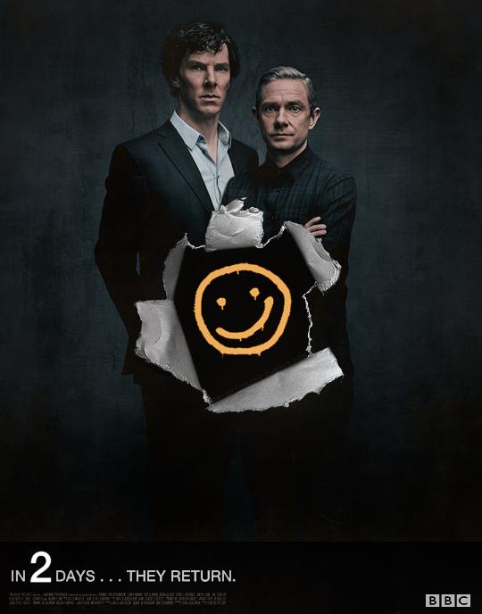 Dramatisecho Bbc Sherlock Season 4 Countdown X