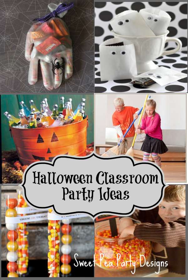 Classroom Ideas For Halloween Party ~ Halloween classroom party ideas games and treats