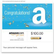 Amazon Gift Card E Mail Congratulations Description Com Gift Cards For Any Occasion You Can Buy Gift Card Electronic Gift Cards Amazon Gift Cards