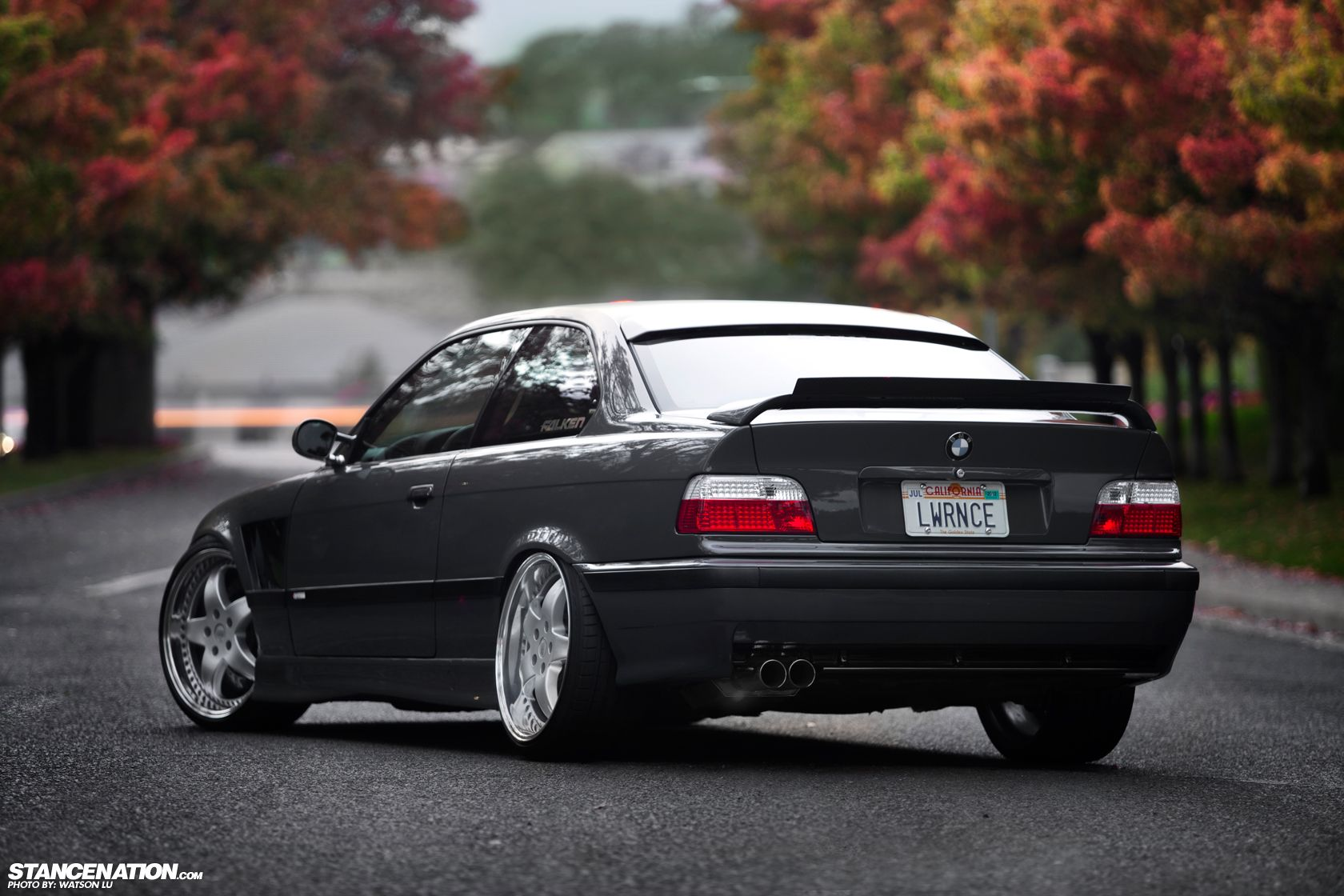 Stanced Flush BMW 3 Series (7)   BMW e36   Pinterest   BMW ...
