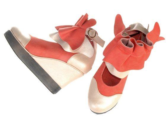 Saara Kivimäki shoes