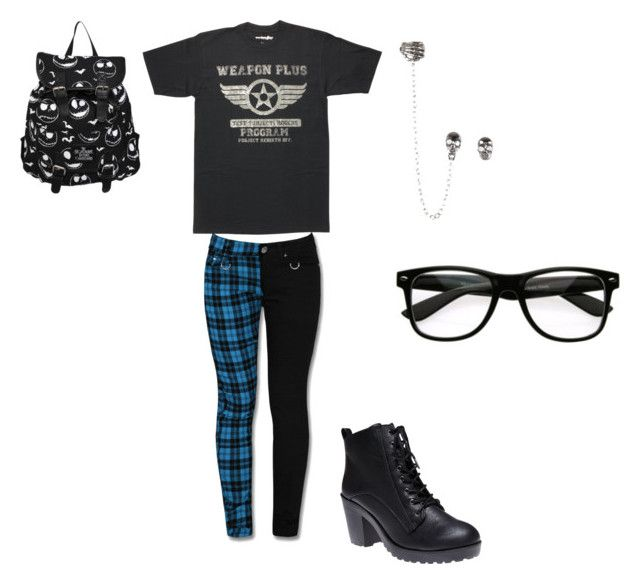 """""""Weapon"""" by thelittlefanthatcould ❤ liked on Polyvore featuring Wet Seal and Marvel Comics"""