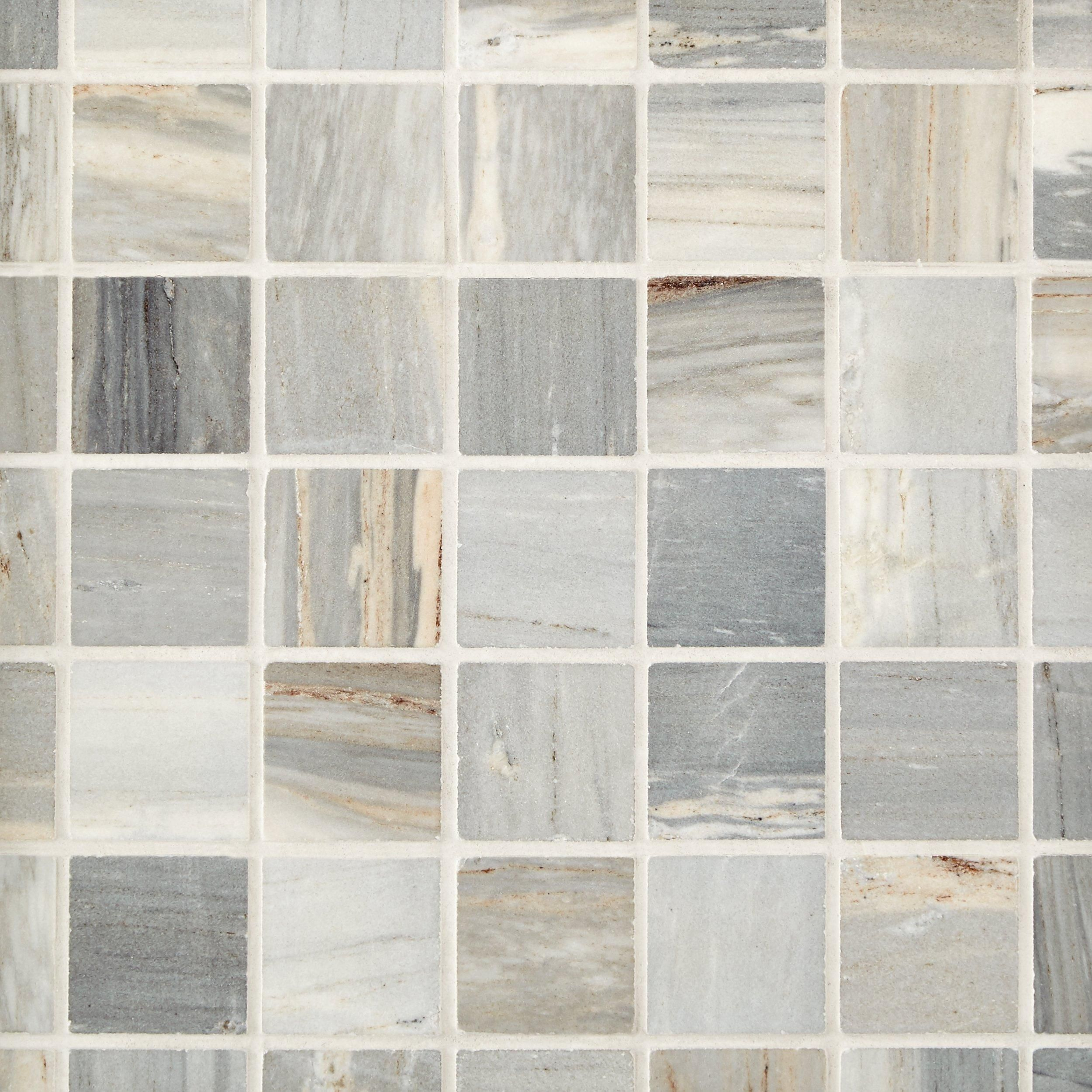 Blue Caress Light Marble Clean And Fresh This Latest Natural Marble Is A Wonderfully Delicate Light Blue Gray T Blue Marble Tile Blue Tile Backsplash Mosaic
