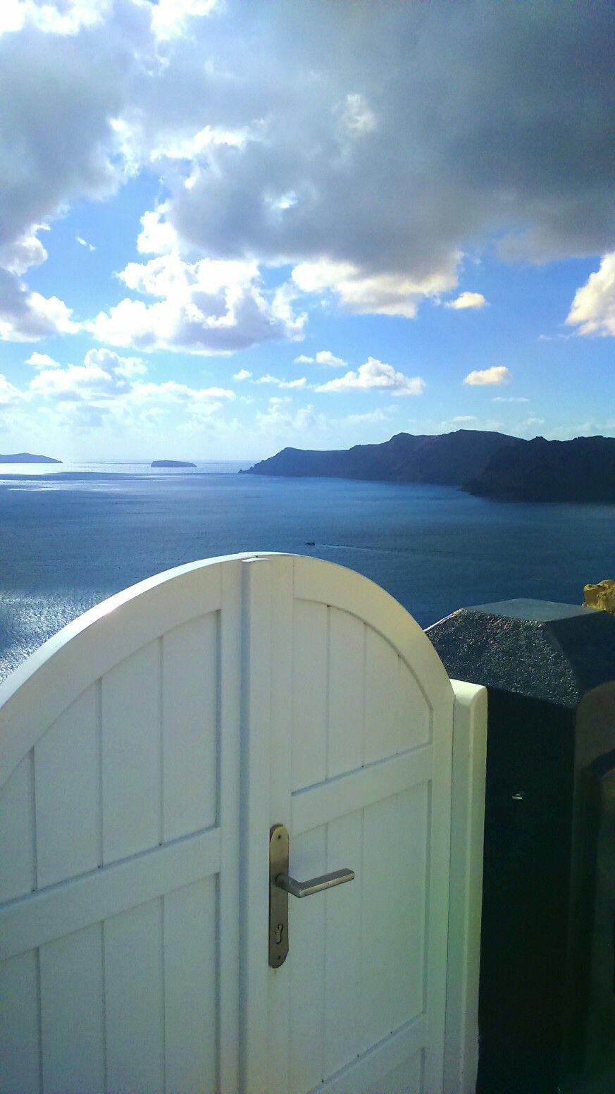 Santorini -Grecia