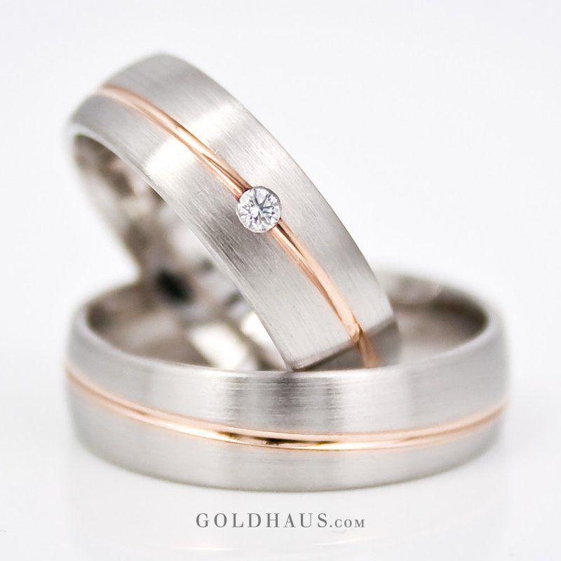 Anillos de boda – GO5062-5, € 1.350,00