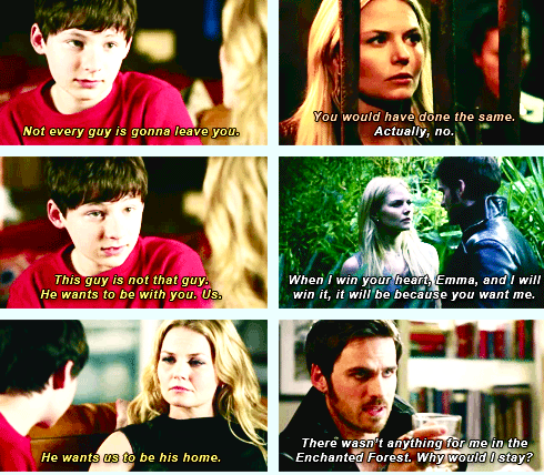 Henry is not talking about Hook but I liked this.