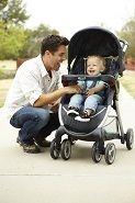 Graco FastAction Fold Travel System review