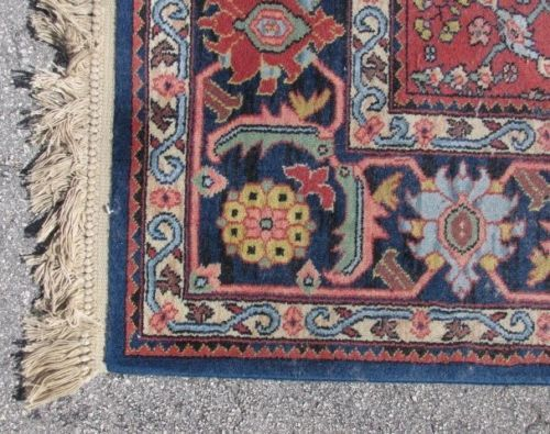 10 X 14 Vintage Karastan Serapi Pattern 729 American Wool