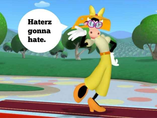 19 Incredibly Annoying Characters On Kids Tv Shows Kids Tv Shows Clarabelle Cow Mickey Mouse Clubhouse