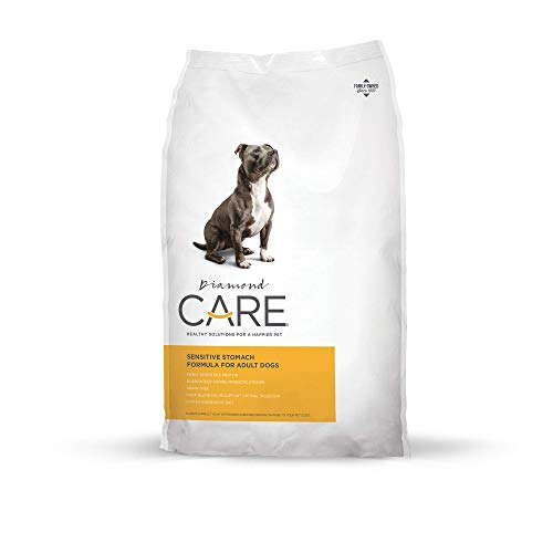 20 Best Dog Food For Sensitive Stomach And Diarrhea In 2019 Sensitive Stomach Formula By Diamond Care Sensitive Stomach Dry Dog Food Dog Food Recipes