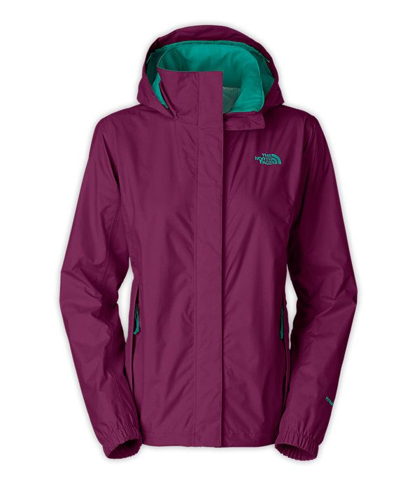 The North FaceWomen's Resolve jacket- assorted colors and sizes