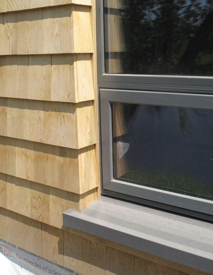 Best Woven Cedar Corners Shingle Siding Wood Shingle Siding 400 x 300