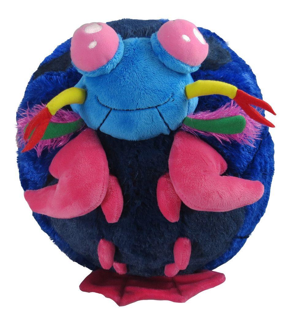 Mantis Shrimp Squishable Plush Toy The Oatmeal Cool Shit