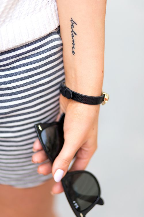 Tattoos schriftzüge handgelenk