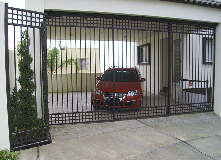 Rejas para casas 761 550 reja for Puertas para frente de casas