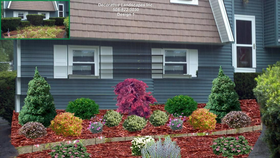 Raised Ranch Front Yard Landscaping Ideas