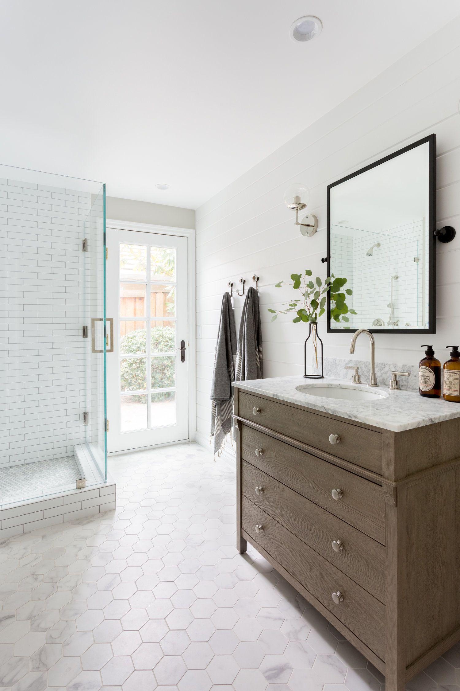 Modern Ranch Bathroom  Lindsey Brooke Design  Beautiful, Functional