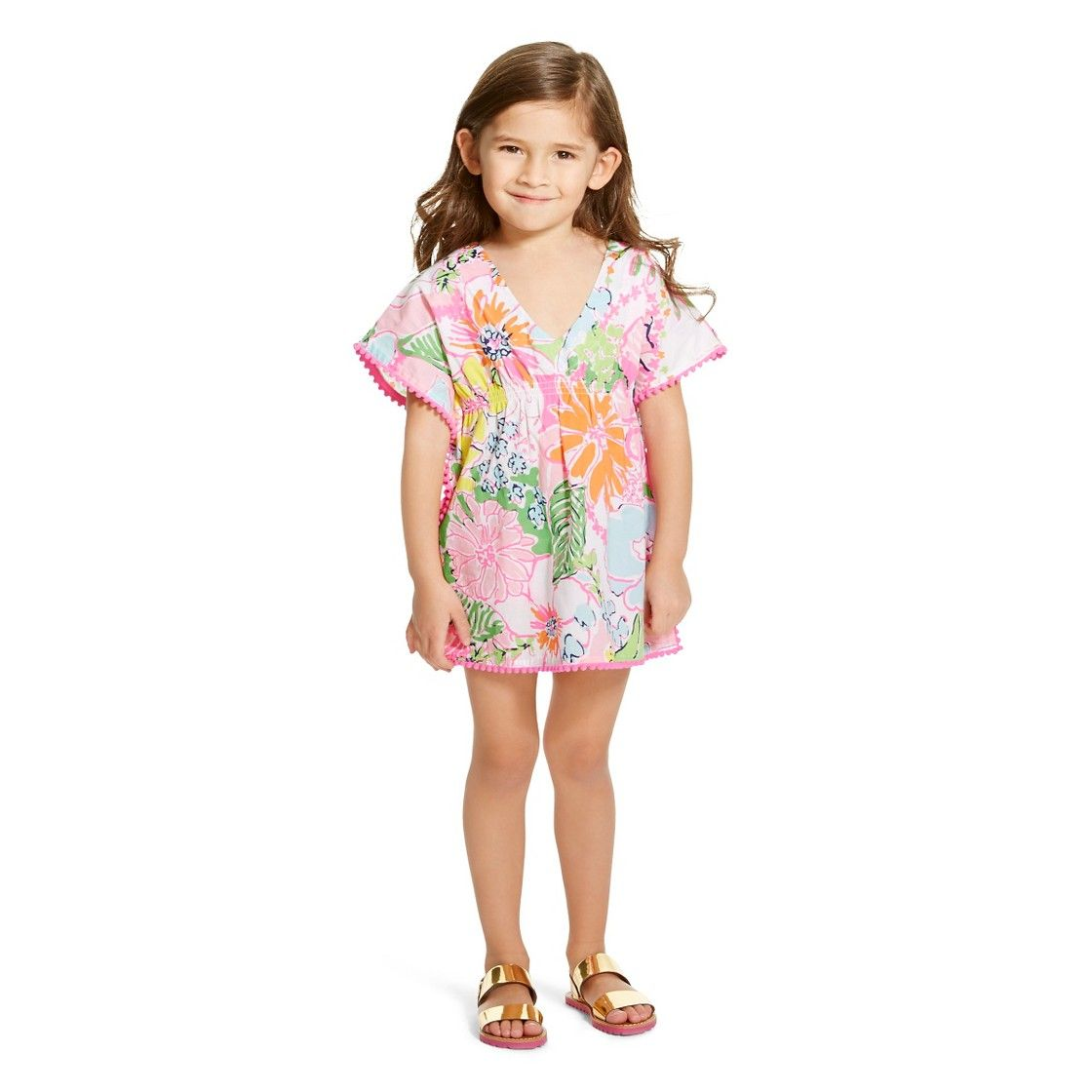 b9a6658cac Lilly Pulitzer for Target Infant Toddler Girls  Cover-Up - Nosie Posey