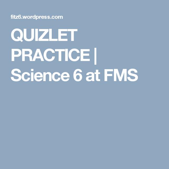 quizlet practice