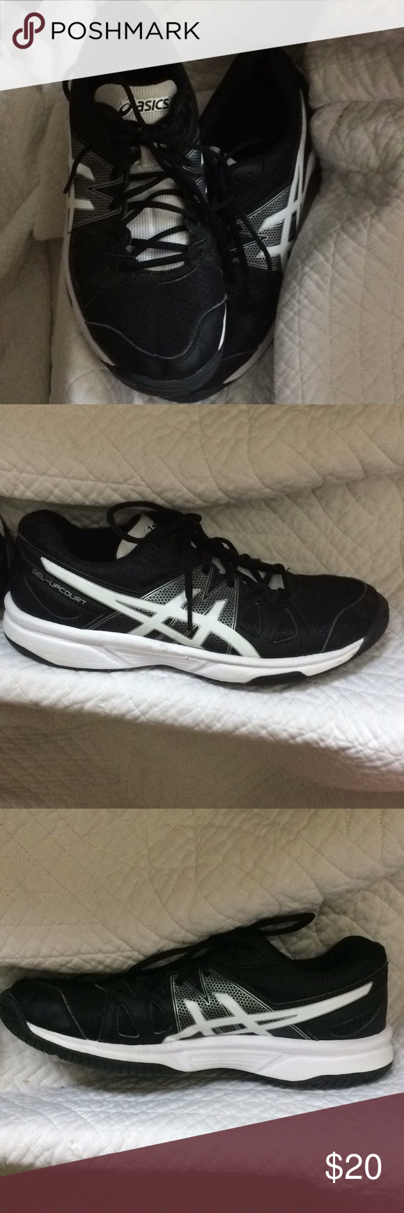 Oasis Volleyball Shoes Black White Silver Oasis Gel Upcourt Volleyball Shoes Size 7 Runs A Little Large Offers Welcome Volleyball Shoes Oasis Shoes Shoes