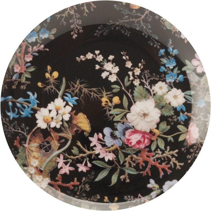 Maxwell & Williams William Kilburn Plate, Midnight Blossom, 20cm