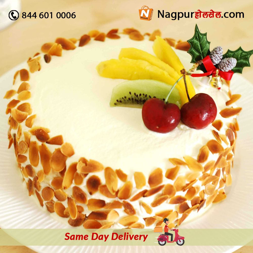 Celebrate your Birthday with us Get Fresh Designer Cakes in