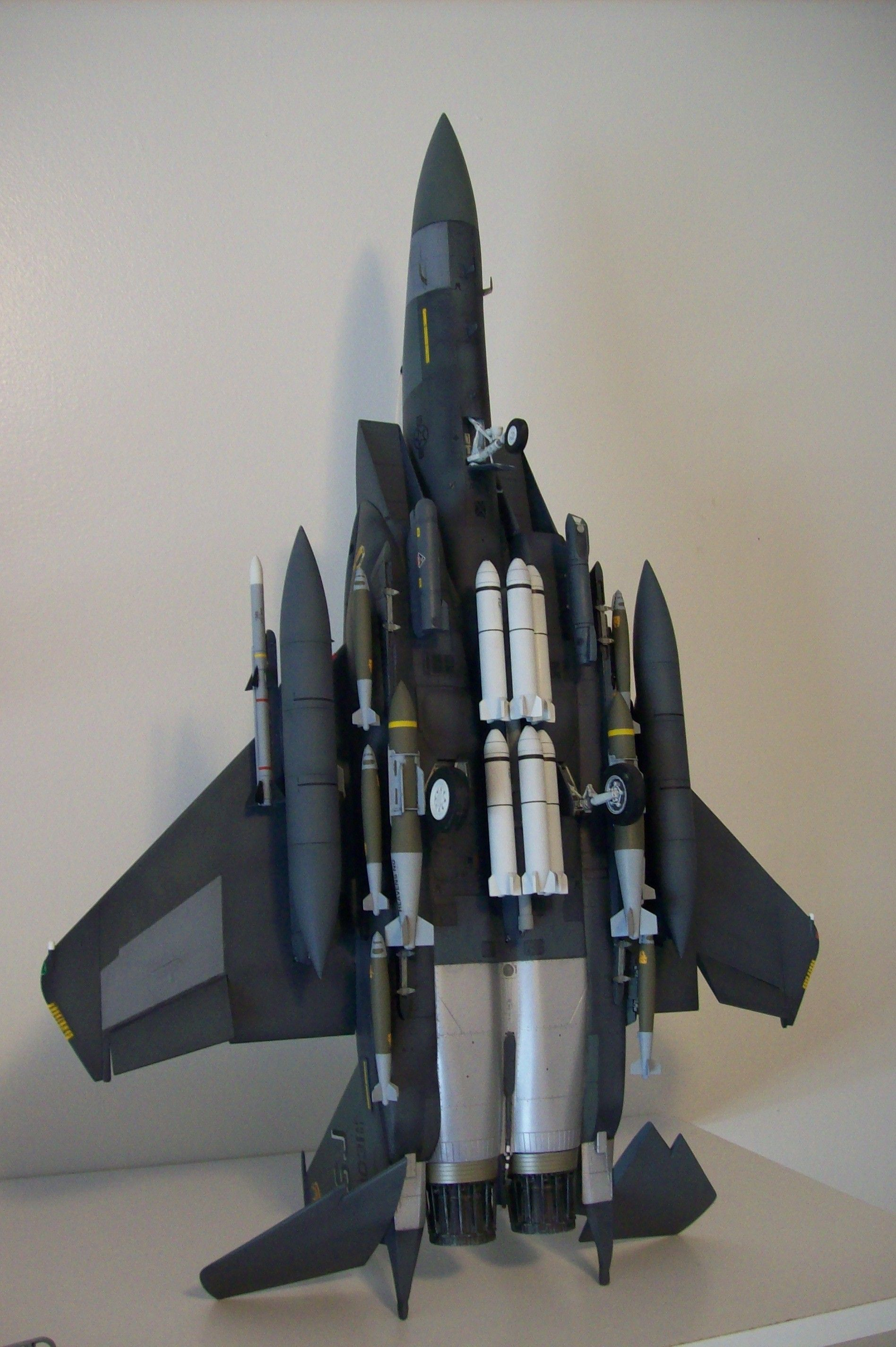 F 15e Strike Eagle Tamiya 1 32 Scale Model Airplanes Scale Models Aircraft Modeling