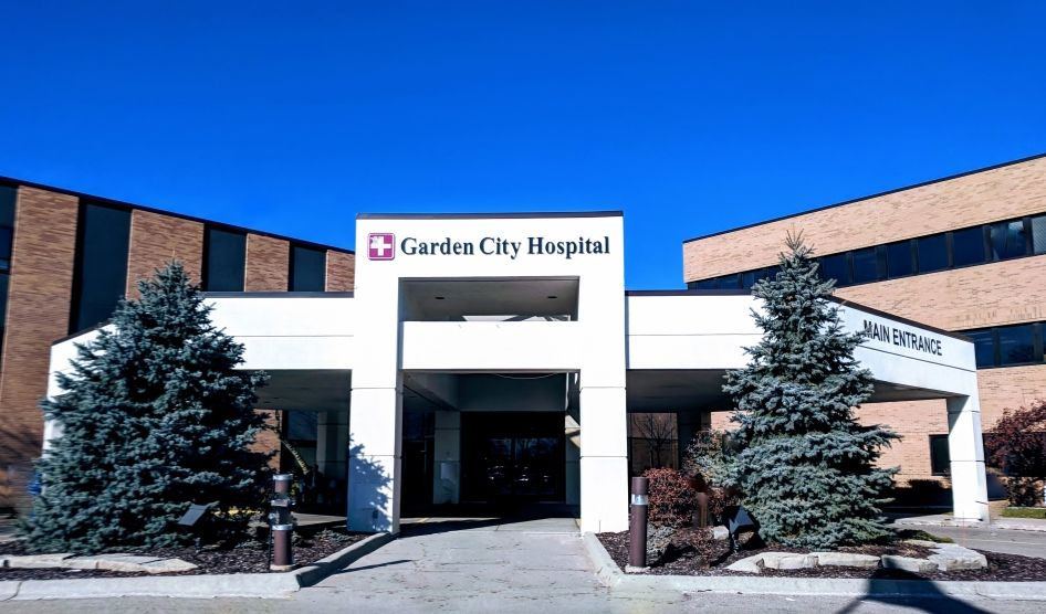 At Gardencityhospital We Pride Ourselves On Community