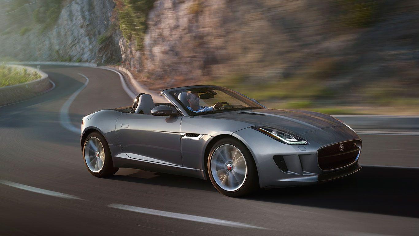 F Type S Convertible In Satellite Grey Jaguar F Type Jaguar Jaguar Usa