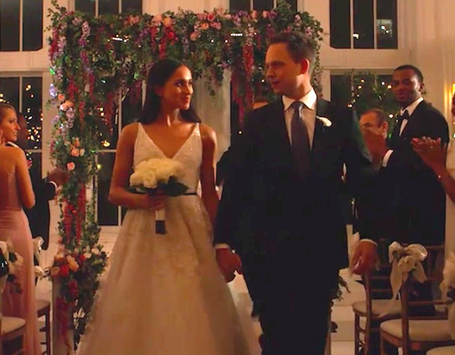 Suits: Mike Ross and Rachel Zane's love story in pictures | Celebrity Galleries | Pics | Express.co.uk | Suits series, Suits mike and rachel, Rachel zane suits