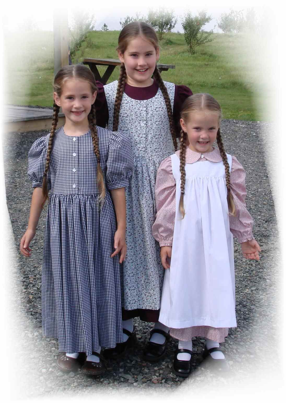 Prairie dresses for sweet little girls - Halloween Costumes ...