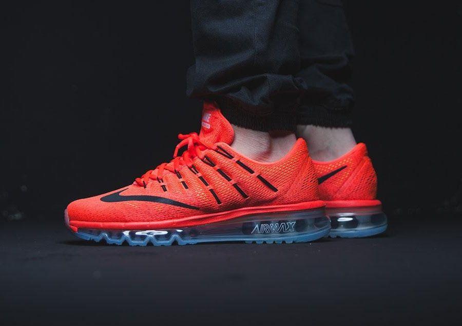 """Nike Air Max 2016 """"Bright Crimson"""""""