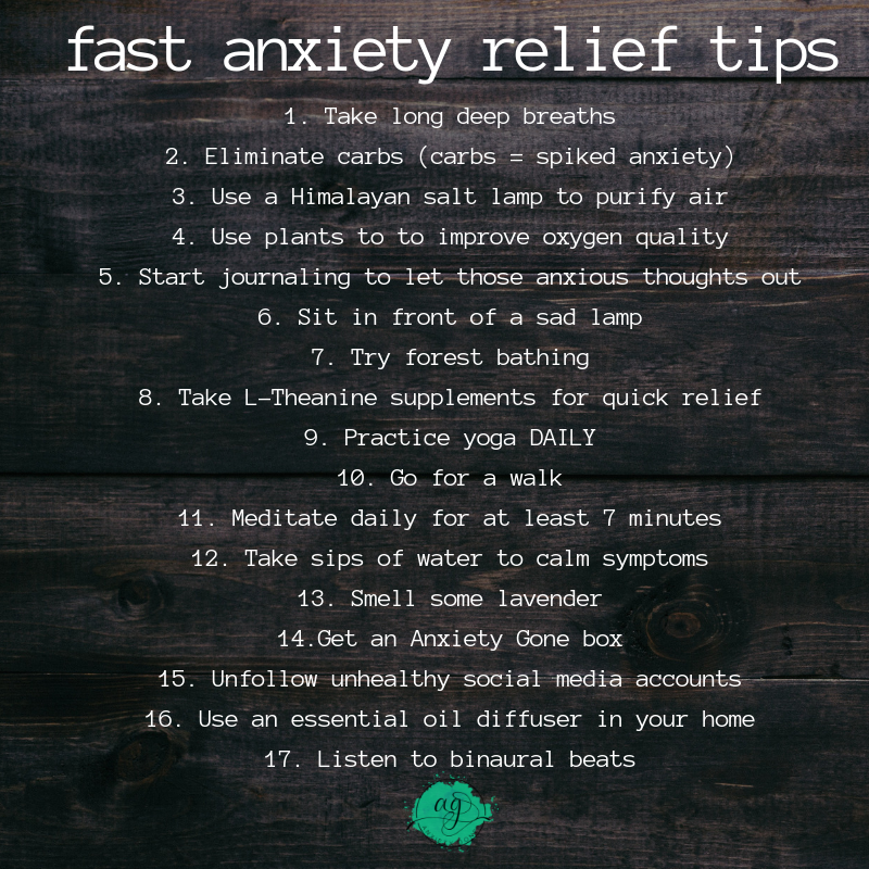 #alleviate #symptoms #changing #anxiety #improve #quickly #relief #mental #health #fairly #change #s...