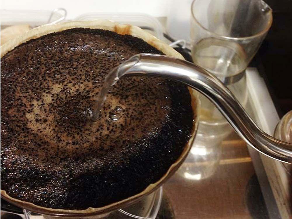 簡単多量抽出 美味しいアイスコーヒーの作り方 美味しい 食べ物のアイデア アイスコーヒー