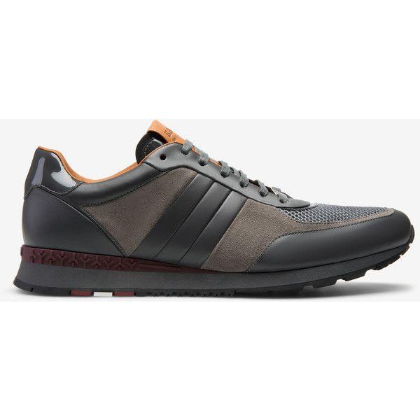 Sneaker dress shoes, Bally mens shoes