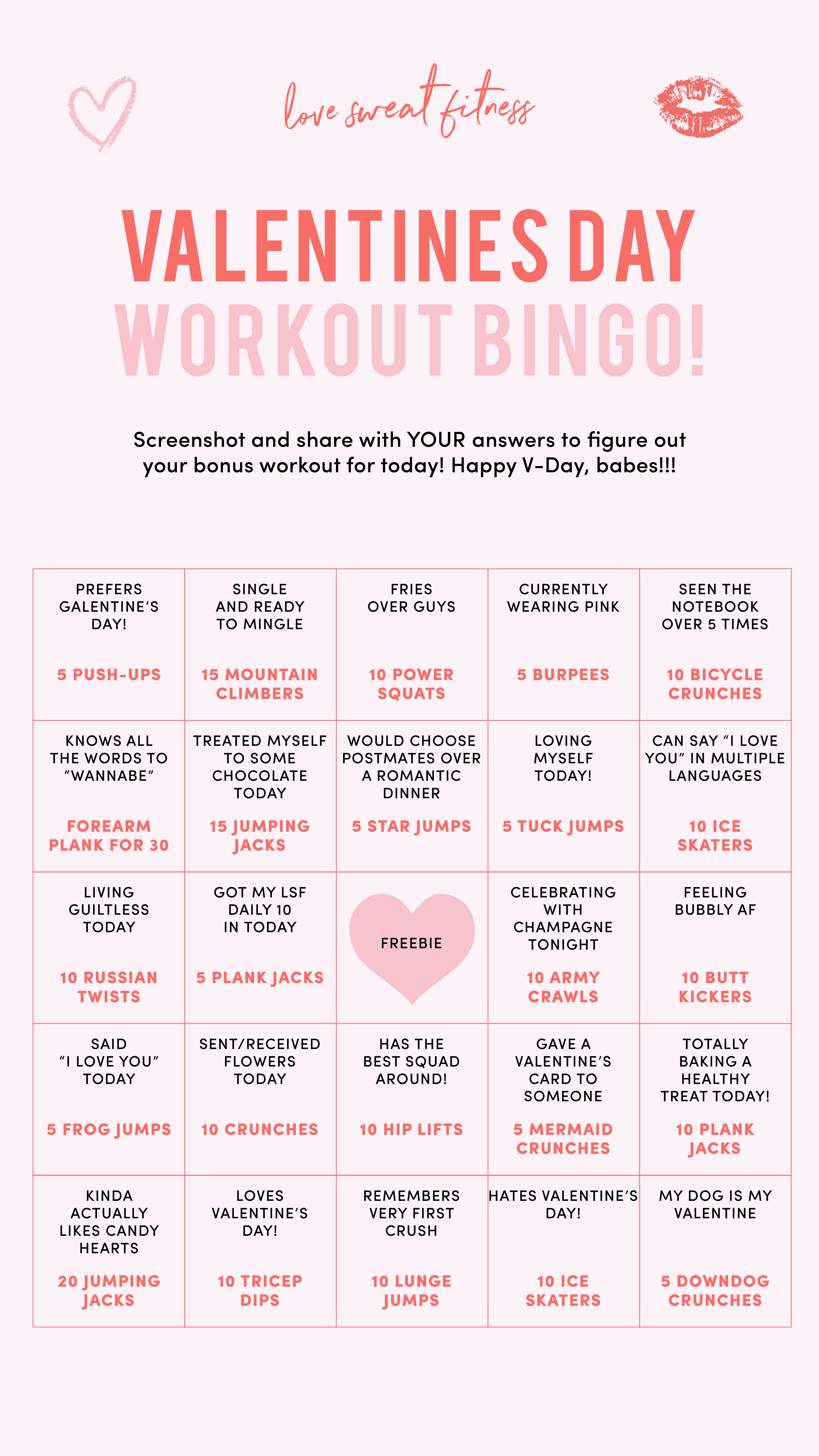 Love Sweat Fitness Love Sweat Fitness At Home Workouts Workout