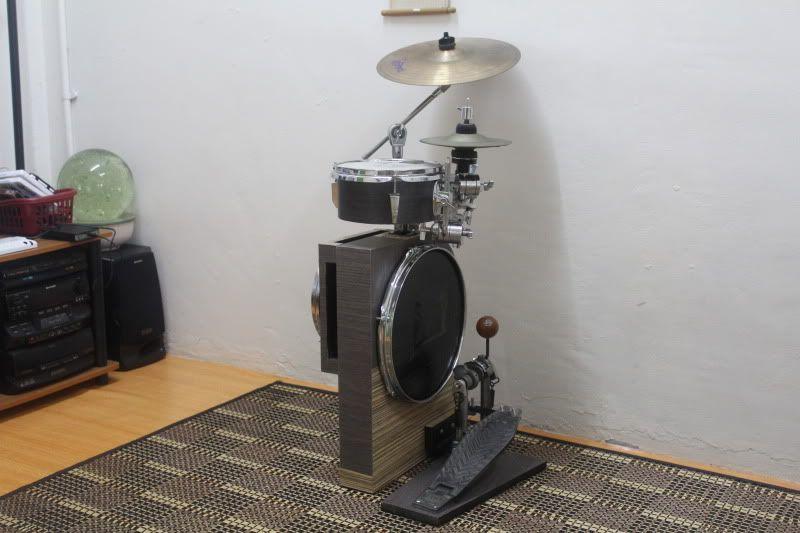 jmschwarting mini monster page 2 drummer forum drum forum for drums diy. Black Bedroom Furniture Sets. Home Design Ideas