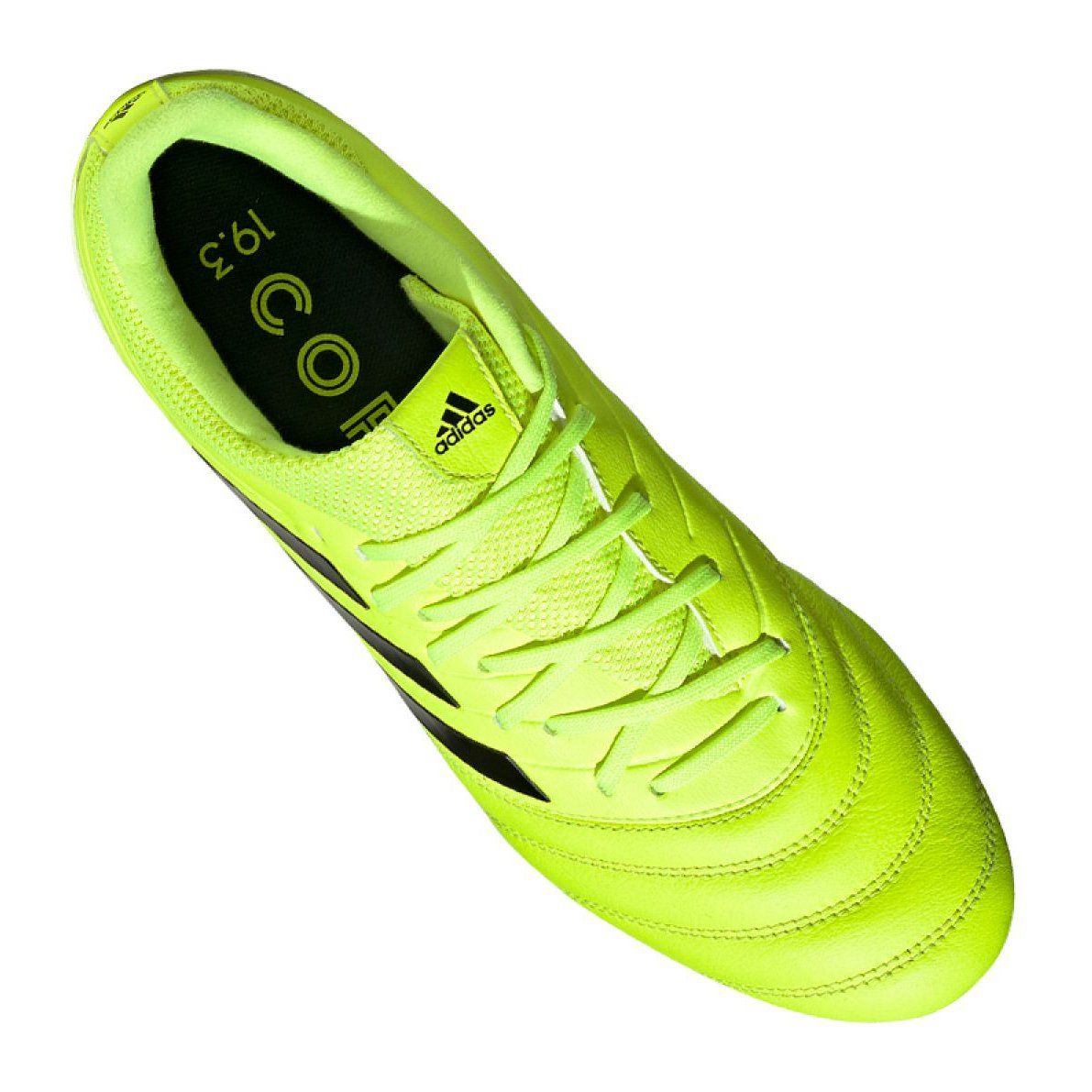 Adidas copa 193 ag ig m ee8152 football shoes yellow